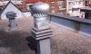 Photo d'une prise de ventilation sur une toiture pendant une vérification d'un expert en bâtiment de bebexpert.com