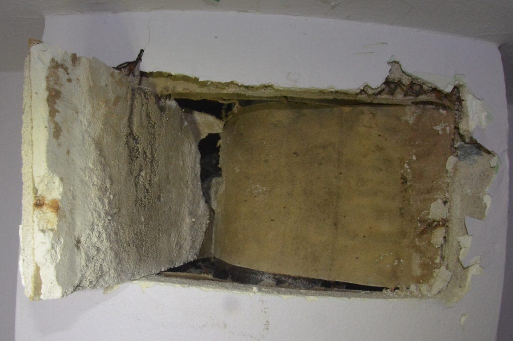 Infiltration, humidité, moisissure dans les murs BEBEXERTS