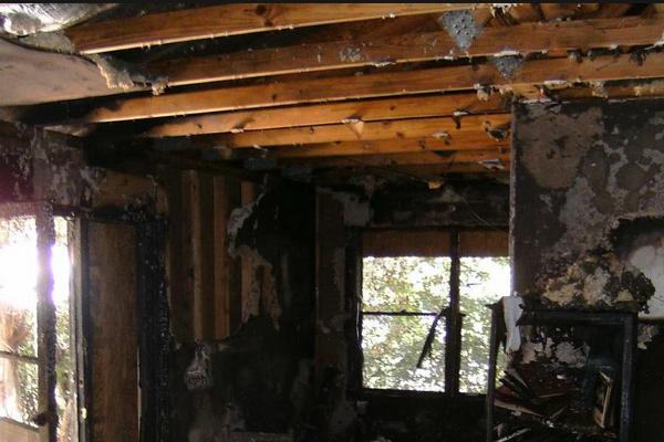Travaux de reconstrcuction après sinistre incendie-BEBEXPERTS.