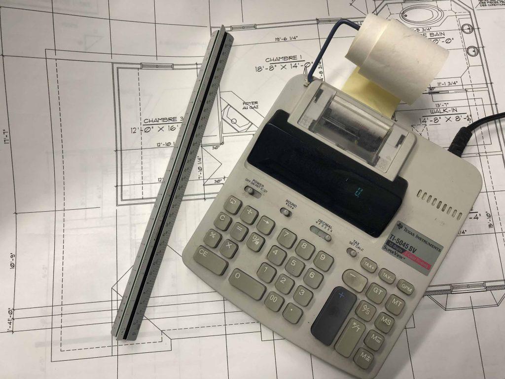 évaluation du coût des travaux de construction -BEBEXPERTS